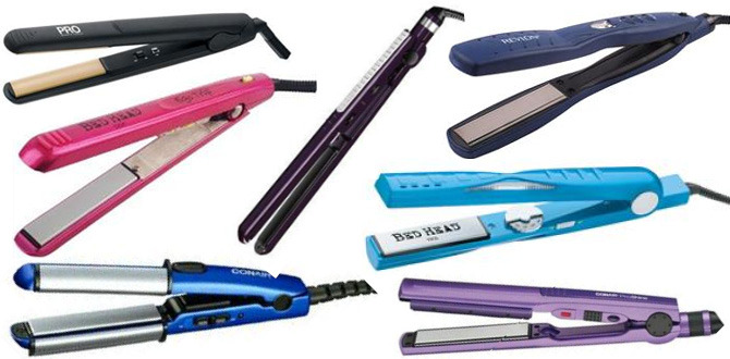 cheap vs expensive hair straighteners